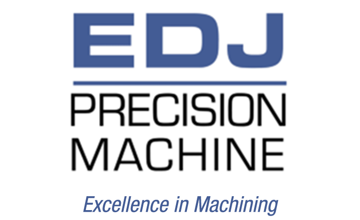 edj precision machine - logo