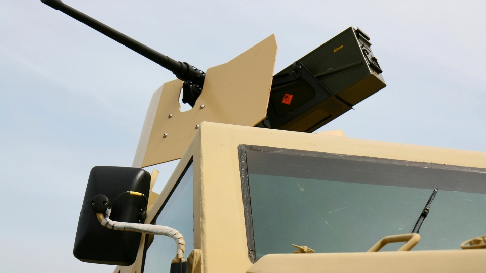 Military machining manufacturing