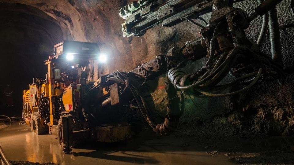 mining machining manufacturing